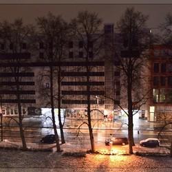Oldenburg op een vroege decembermorgen II