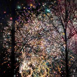 Vuurwerkdemonstratie