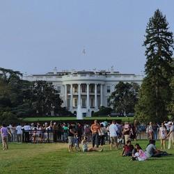 The White Huis, Washington DC.
