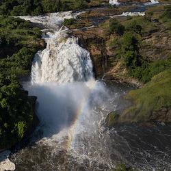 Murchison Falls waterval