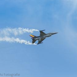 Airshow Texel  F16
