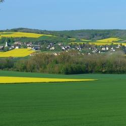 lente in Frankrijk