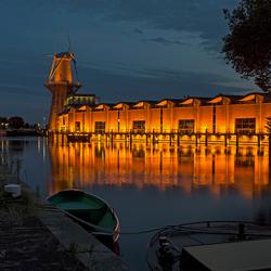 De Ketel1-fabriek in Schiedam