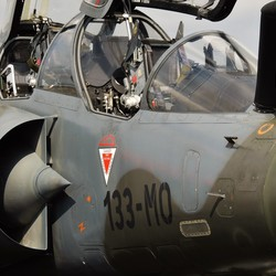 Cockpit Mirage 2000