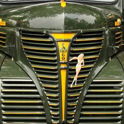 Dodge Fargo FL 460 1946