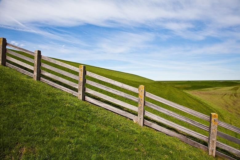 The Fence... - Nabij Zurich, Friesland