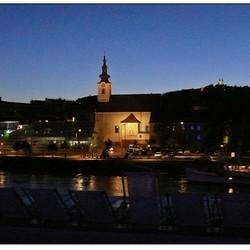 Linz  bij nacht  6