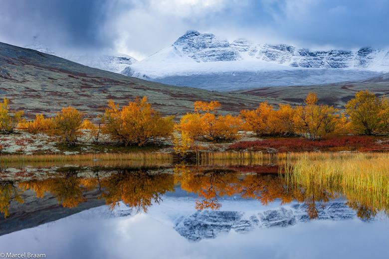 Doralseter - Een prachtige herfstochtend in de Rondane