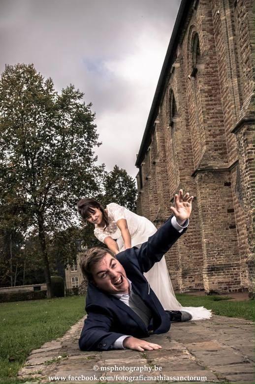 WeddingFight - Ik wou eens iets specialer dan een gewone trouwfoto.