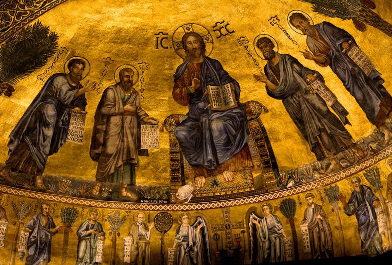 Rome St Paulus basiliek -