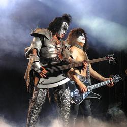 Kiss Alive in Nijmegen 15 juni 2008
