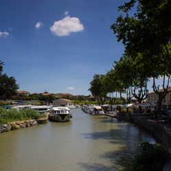 Canal du Midi (Trebès)