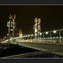 Stadsbrug at night