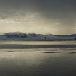 Nieuw Zeeland - Muriwai Beach