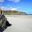 Traigh Ghearadha (Gary Beach), Lewis, Schotland