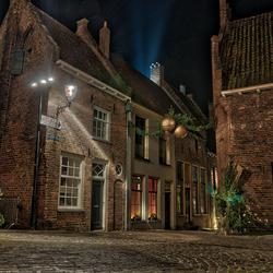 Kerksteeg in Deventer