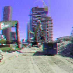 Sloop Boompjes 60-68 Rotterdam 3D GoPro