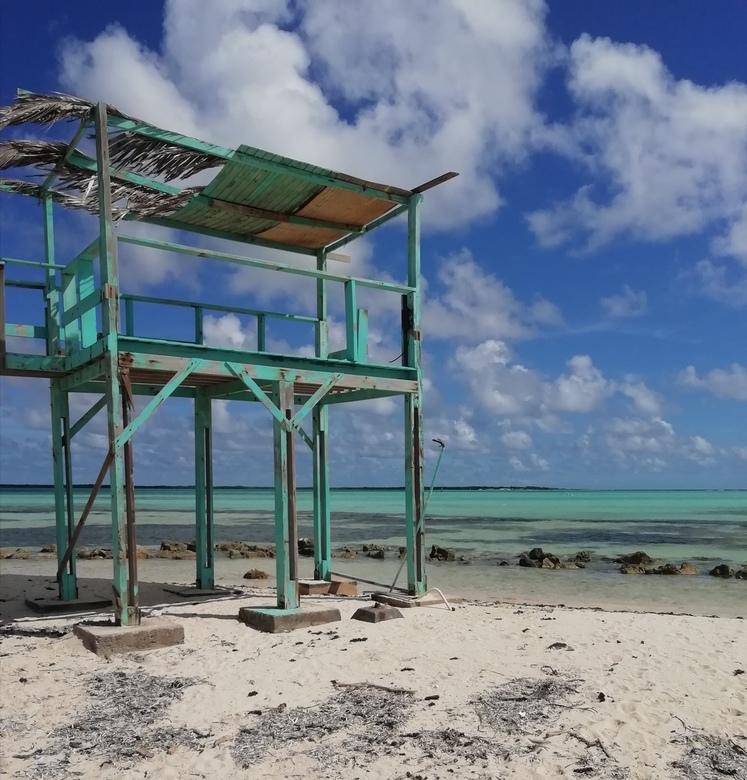 IMG_20191229_113213 - Sorobon Beach Bonaire, oude uitkijktoren
