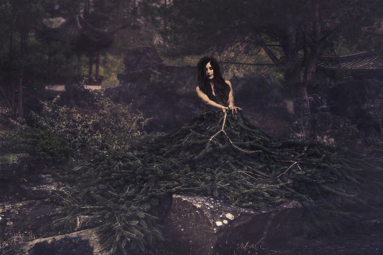 Forest nymph -