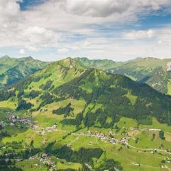 Kleinswalsertal, Oostenrijk
