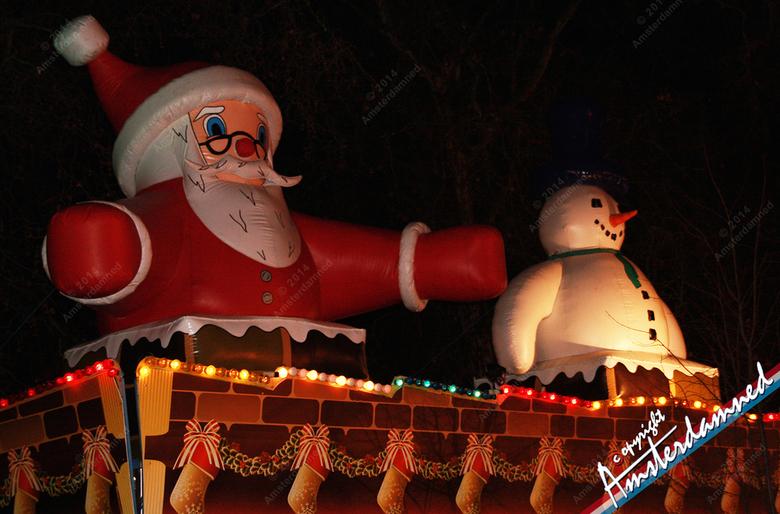 Ho ho ho - Londen blijft altijd een sfeervolle stad om effe kerst te sjoppen.