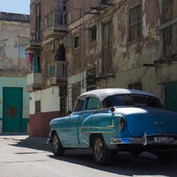 Een klassieker in Havana, Cuba
