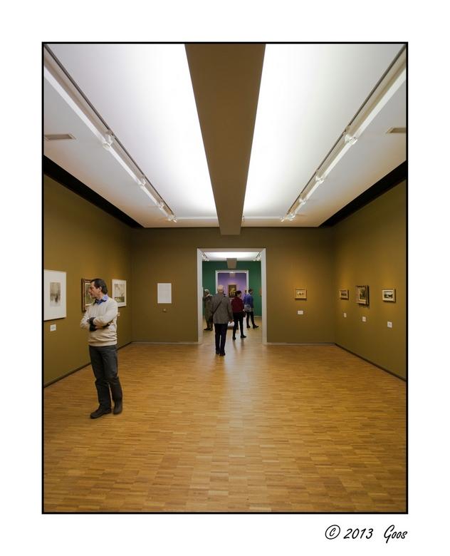 Groninger museum 37 - De gouden zaal.....