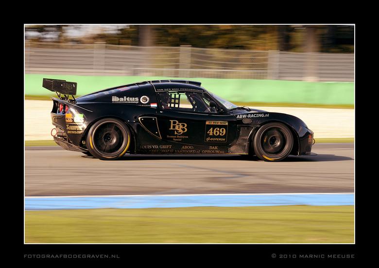 Black &amp; Gold - Dutch Supercar Challenge<br /> Finaleraces Assen 2010<br /> <br /> Black &amp; Gold...<br /> De kleuren van een echte Lotus.