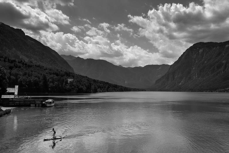 Lake Bohin -