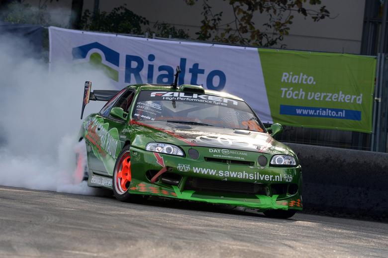 drift - auto tijdens open nl driftseries