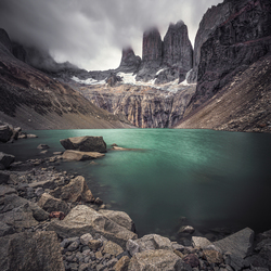 Towers Del Paine