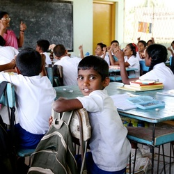 Engelse les Sri Lanka