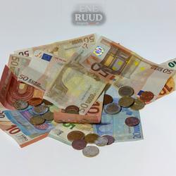 Nederlands contant geld