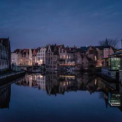 Ghent at sunrise-6429