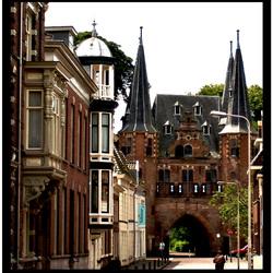 Stads poort In Kampen