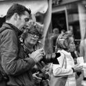 Straatfotografie in Zwart/wit