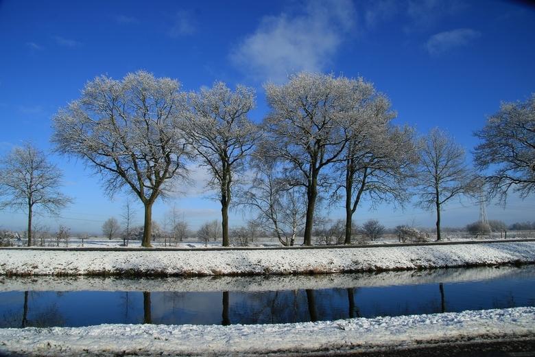 Winter in Drenthe - Winter in Drenthe