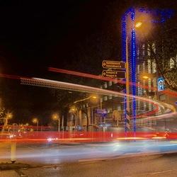 Zwolle in de nacht