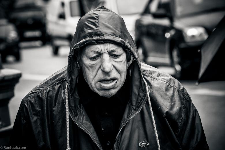 When it rains.... it poors - Maar dat brengt deze Ier niet van de wijs