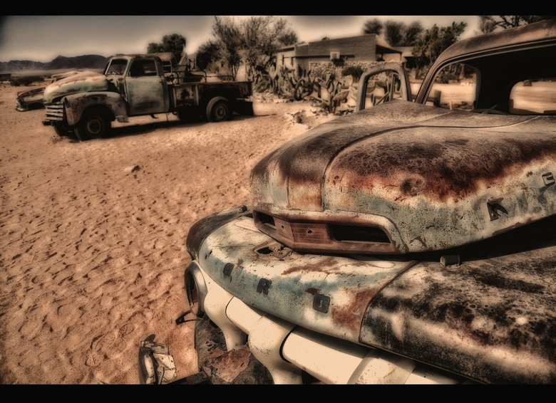 Weathered @ solitaire -