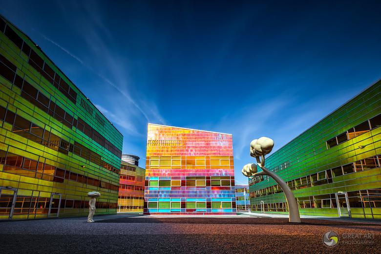 Belastingdienst Kantoor Rotterdam : Centrale belastingdienst in apeldoorn door dp architectuurstudio