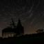 Star trail doorkijkkerkje