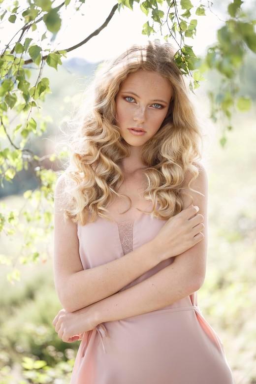 Portrait of Lisanne