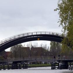 brug nog steeds te hoog