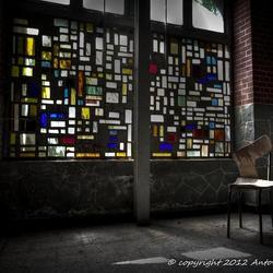 ''Glasfabriek, Val St. Lambert''