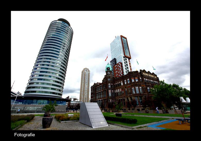 kop van Zuid rotterdam - hotel New York op de kop van Zuid Rotterdam