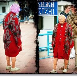 Laatste Russische mode