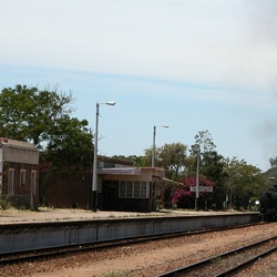 Station in Albertina