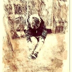 kleine jongen….