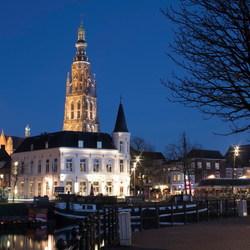 Onze Lieve Vrouwe kerk in Breda